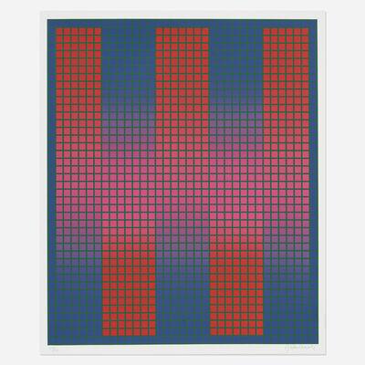 Julian Stanczak, 'Trespass', 1979