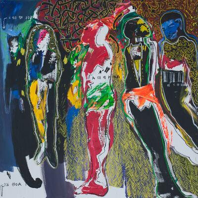 Soly Cissé, 'Untitled c', 2016
