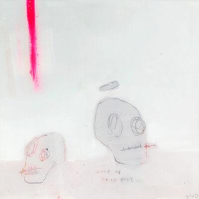 Gino Belassen, 'Over My Dead Body', 2018