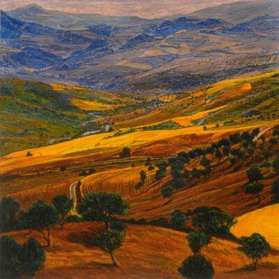 "Peter Krausz, '""Paysages 1996-2019"" H', 2019"