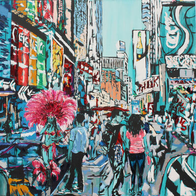 Brooke Harker, 'Vacation in the City', 2019
