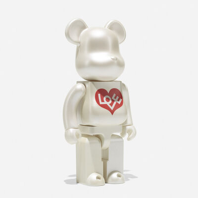 Alexander Girard, 'Love Heart 400% Be@rbrick', 2008