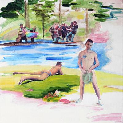 Carl James Ferrero, 'Paradise', 2014
