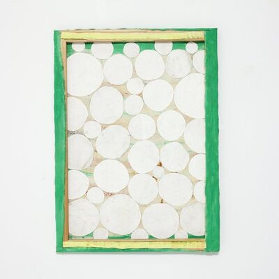 Bobby Dowler, 'Painting-Object 01 (C05.18). ', 2018