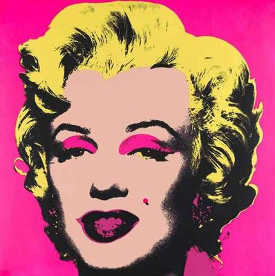 Andy Warhol, 'Pink Marilyn 11.31', 1970