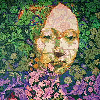 Nelson Wilbert, 'Camouflage to Ginevra de' Benci', 2016