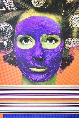 Eduardo Paolozzi, 'Astute sizing up perfume trends', 1965-1970