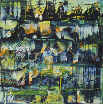 M.M. Ciciovan, 'A City Asleep', 2012