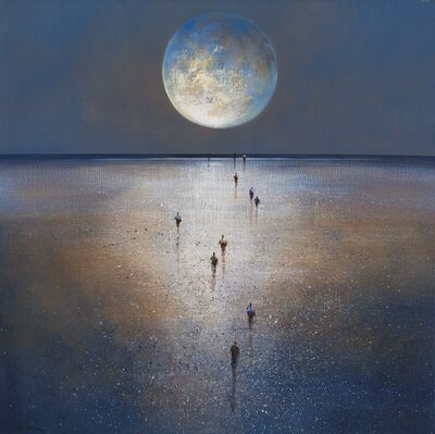 Mel Brigg, 'Moon Passage'