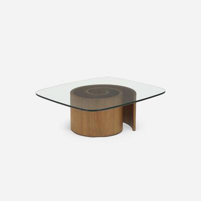 Vladimir Kagan, 'Coffee table', c. 1970