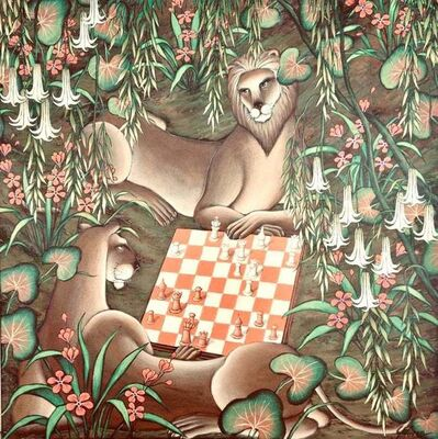 Gustavo Novoa, 'High Stakes', c.2000