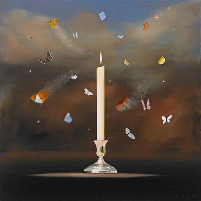Robert Deyber, 'Like Moths to a Flame', 2007