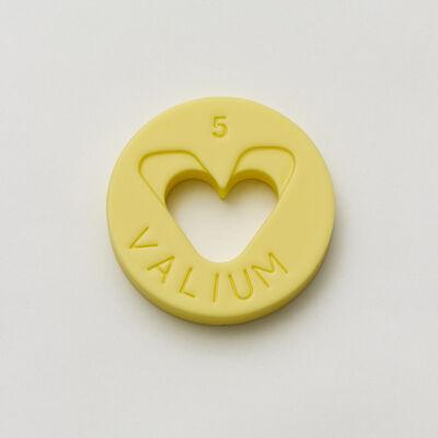 Damien Hirst, 'Valium 5mg Roche (Yellow)', 2014