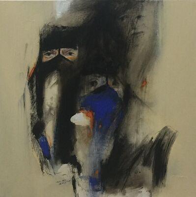 Masoud Al-Buloshi, 'Al-burqah 1', 2018
