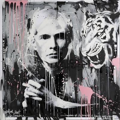 Karen Bystedt, 'Tiger Warhol', 2015