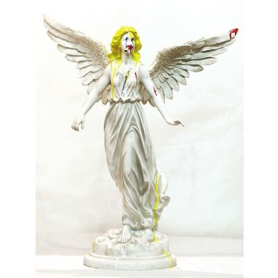 Bruce High Quality Foundation, 'Self Portrait ( Angel of Patience)', 2011