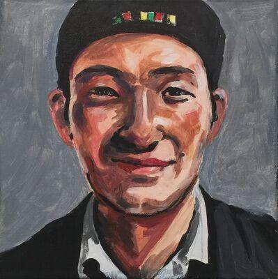 Nancy Lunsford, 'Extended Family: Tibetan Musician', 2019