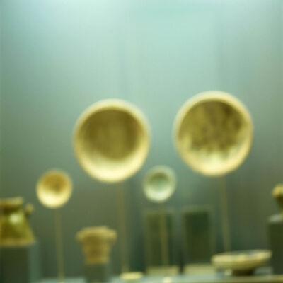 Seton Smith, 'Blue Ground With Stone', 2002