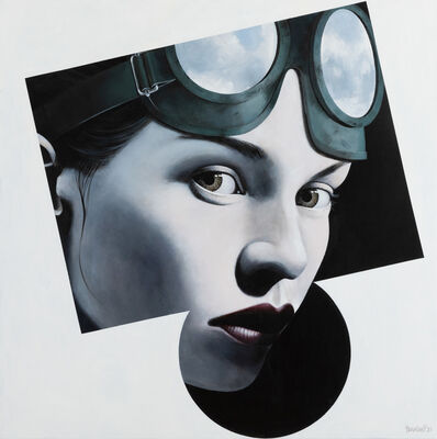 Rex Turnbull, 'Aviatrix', 2020