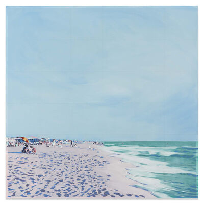 Isca Greenfield-Sanders, 'Seaside', 2019