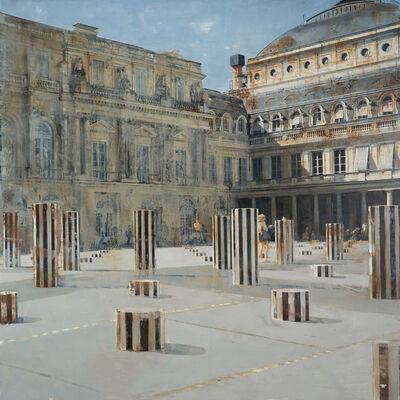 Patrick Pietropoli, 'Palais Royal', 2020
