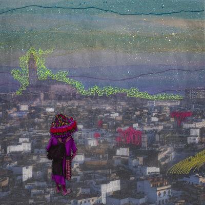 Joana Choumali, 'La Médina se réveille', 2019