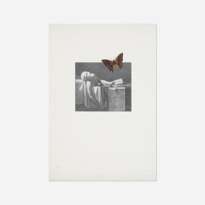 Jannis Kounellis, 'Death of Marat', 1974