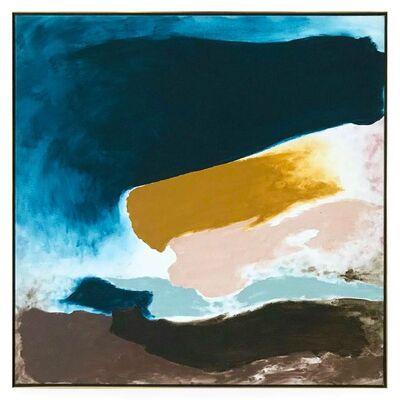 Friedel Dzubas (1915-1994), 'Soft Distance', 1982