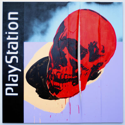 Michael Pybus, 'Playstation (Poppy)', 2019