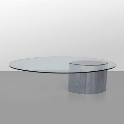 Cini Boeri, 'A 'Lunario' coffee table'
