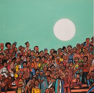 Obou Gbais, 'Love story', 2020