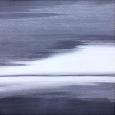 Frances Ashforth, 'Grayscape 2', 2014
