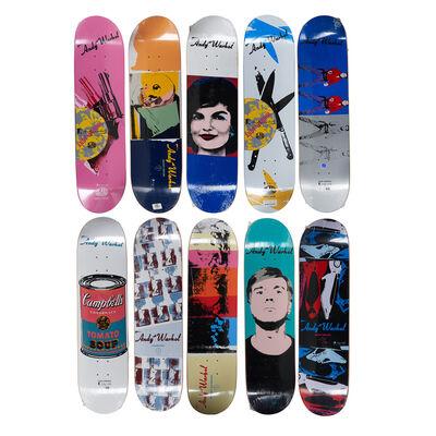Andy Warhol, 'Alien Workshop x Andy Warhol Skateboard Decks', ca. 2011