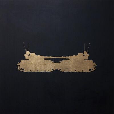 Bashar Alhroub, 'Iconography #4', 2015