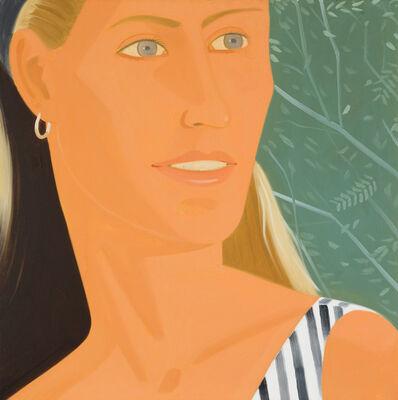 Alex Katz, 'Ann Cr.', 1988