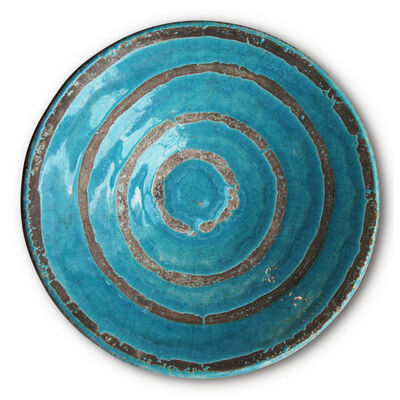 Jean Besnard, 'Bowl with concentric circle design', ca. 1950