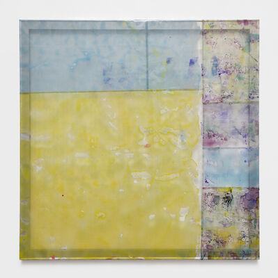Louis Cane, 'Peinture vraiment abstraite', 2017