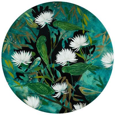 Joseph Bradley, 'Aviary', 2019