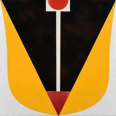 Ferenc Lantos, 'Large Tulip', 1969