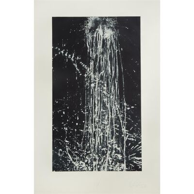 Pat Steir, 'Philadelphia Waterfall', 1995