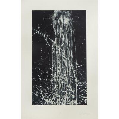 Pat Steir, 'Philadelphia Waterfall', 1995