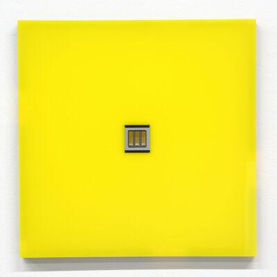 Jaye Moon, 'Prison Cell / Yellow', 2014