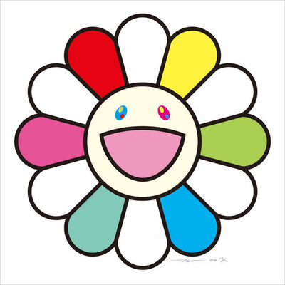 Takashi Murakami, 'Smile every day with Flowers', 2020