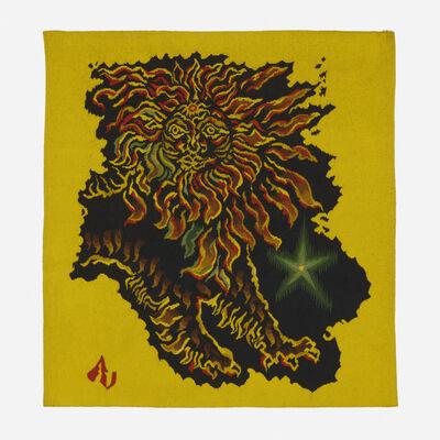 Jean Lurçat, 'Le Lion tapestry', c. 1945