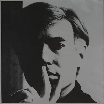 Attributed to Andy Warhol, 'Self-Portrait', 1966