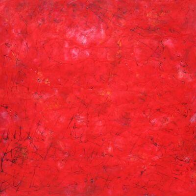 Patricia Dusman, 'Red Turmoil'