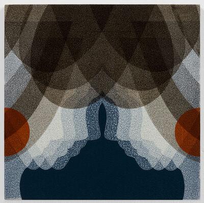 Marina Kappos, 'Frequency Study (Greyscale) ', 2021