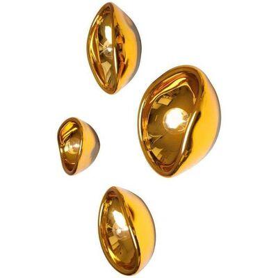 Alex de Witte, 'Aurum Gold Glass Sconces', 2019