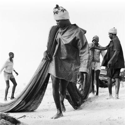 Michel Bocandé, 'Return of the Fishermen', 1978