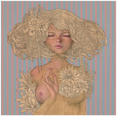 Audrey Kawasaki, 'ENCHANTRESS', 2018
